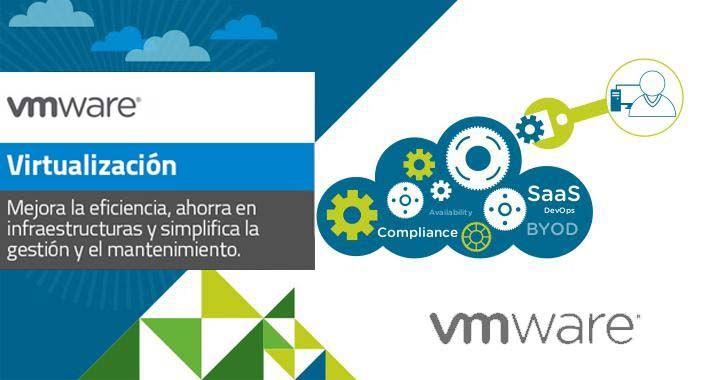 Virtualizacion Vimware