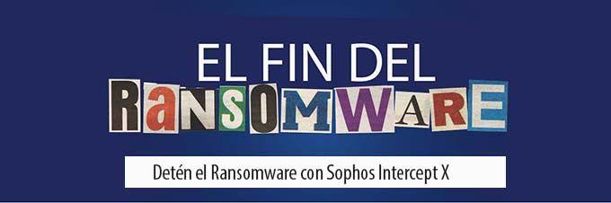Evitar Ransomware Sophos