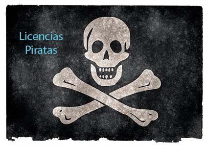 Riesgos de software pirata