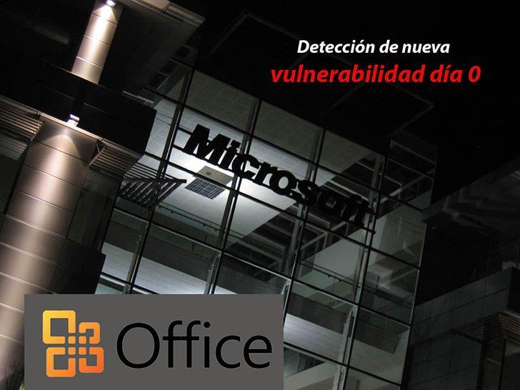 Fallo de seguridad Microsoft ataques dia 0